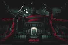 A Nightmare on Elm Street (1984)  HD Wallpaper From Gallsource.com