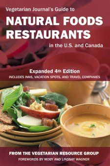 Vegetarian Journal's Guide to Natural Foods Restaurants in Maryland