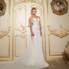 Michal Medina Spring 2017 Bridal Collection