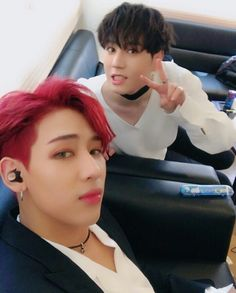 '97  Bambam and Yugyeom  hold a special place in my heart.