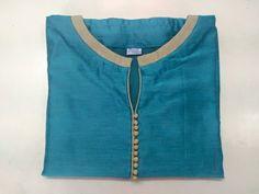 1 Salwar Neck Patterns, Salwar Pattern, Salwar Neck Designs, Churidar Designs, Kurta Neck Design, Kurta Designs Women, Neck Patterns For Kurtis, Bodice Pattern, Chudidhar Neck Designs