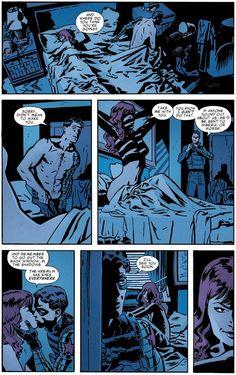 Natasha & Bucky