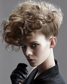 Retro-Inspired Hair Styles