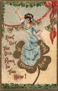 A Happy New Year. Dwig?