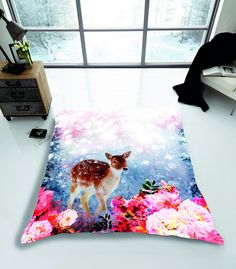 Magical Winter Animal Print Throws – Linen and Bedding Best Linen Sheets, Fitted Bed Sheets, Cheap Bed Sheets, Bed Sheets Online, Online Bedding Stores, Grey Bedding, Linen Bedding, Luxury Bedding, Bed Linens