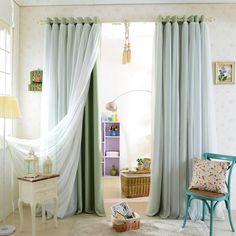 16 best aqua curtains images future house homes living room rh pinterest com