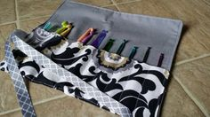 Crochet/Knitting Case $16 on Etsy