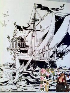 Articrafts ECR: Meus Desenhos Com Barcos