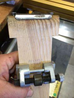 cigar shave blade jig