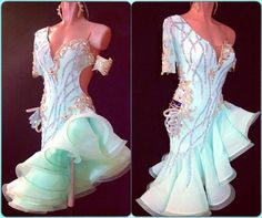 Example appliqué motif and interesting idea for wavy contrast stoning