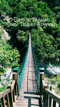 10 Days of Taiwan: Slow Travel Edition to the north-east part of the island