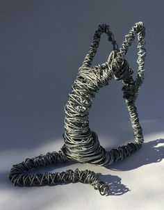 Image result for sculpting with wire