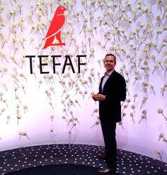 Rafael Lupo na Tefaf