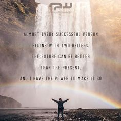 Almost ever successful person begins with two beliefs: the future can be better than the present, and I ha e the power to make it so.  #quoteoftheday #quote #instaquote #instagood #inspiration #motivation #success #love #TagsForLikesApp #TFLers #tweegram #photooftheday #20likes #amazing #smile #follow4follow #like4like #look #instalike #igers #picoftheday #resumeprofessionalwriters