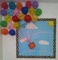 Resultado de imagen para pinterest pizarrones de bienvenida al ciclo escolar