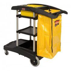 High capacity utility cart