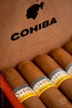 Cohiba...got these once being smuggled out of Cuba...shhhhhh!