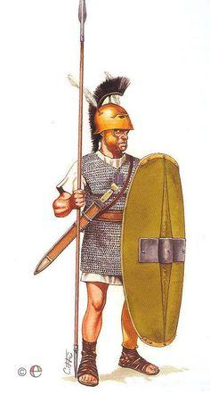 Fanteria romana, III sec. a.C.