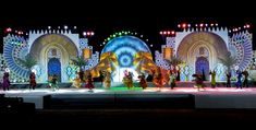 Stage set creation design & mapping show By JADER Production at Sheikh Mohammed bin Rashid al Maktoum Endurance Cup 2019 Opening event Organized by: Topaz. Sheikh Mohammed, Stage Set, Event Organization, Dubai Uae, Topaz, How To Memorize Things, Map, Design, Location Map