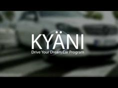 Kyani Dream Car Program - YouTube. Want your own dream car? After watching video,  go to juliannlynn.teamfusionlifestyle.com for more info!