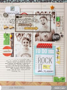 rock it // studio calico sock hop kit : Gallery : A Cherry On Top