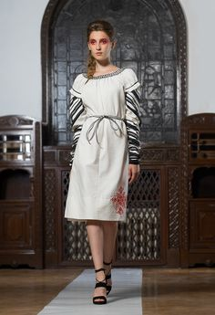 Adrian Oianu romanian design First ten steps Collection Dresses With Sleeves, Shirt Dress, Long Sleeve, Shirts, Collection, Design, Fashion, Moda, Shirtdress