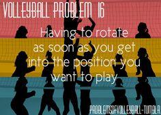 Volleyball Problem 16