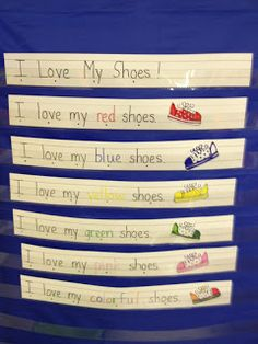Pete the Cat I Love My Shoes