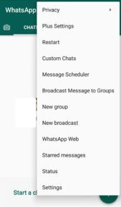 Whatsapp Plus Apk Download V8 20 For Android 2020 Android Download Messages