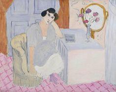 Henri Matisse, The Inattentive Reader (1919)