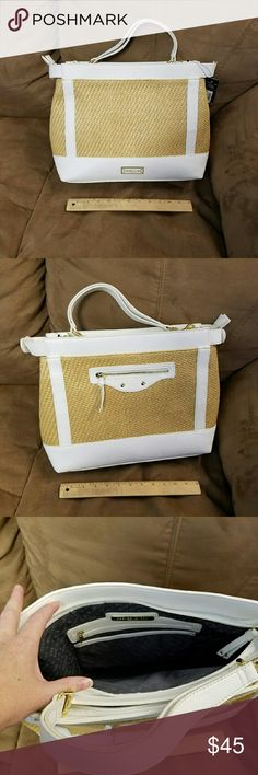 """Olivia + Joy """"The Sylvia Collection"""" NWT Really nice purse. Lots of space inside. Brand new. Orig $98 asking $45 No trades Olivia + Joy Bags Shoulder Bags"""