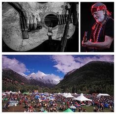 Willie Nelson at the 2011 @Telluride Blues & Brews Festival. Don't miss out this year!