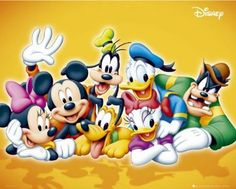 Mickey Mouse Clubhouse characters