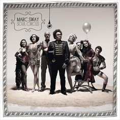album cover art: marc sway - soul circus [2012]