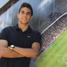 keep calm and love Bartra Hello. This si my fanpage about my favourite FCB player marc bartra. Marc Bartra, Fc Barcelona, Lionel Messi, Soccer Boys, Perfect Boy, Keep Calm And Love, Football Players, Superstar, Handsome