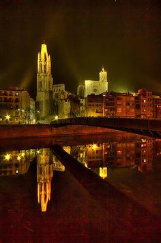 Bien puedes dejar el corazón aquí!!! Girona, Spain