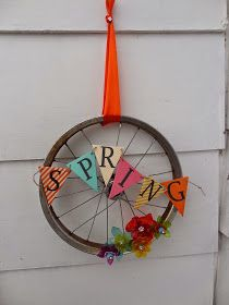 Creative Carnival : WHEELY excited about spring