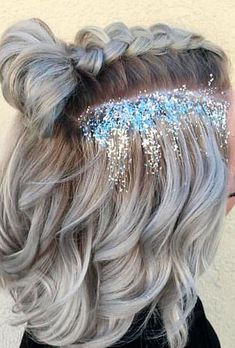 Striking party hairstyles for short hair - Hair Styles 2020 Prom Hairstyles For Short Hair, Braids For Short Hair, Party Hairstyles, Short Hair Styles, Hairstyles For Concerts, Braided Short Hair, Hairstyle Ideas, Hair Styles For Prom, Hair For Prom