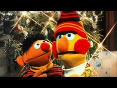 ▶ hele cd .Sesamstraat - Kerstfeest met Bert & Ernie - YouTube