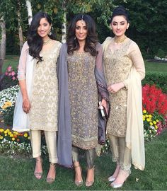 #pintrest@Dixna deol Pakistani Wedding Dresses, Pakistani Outfits, Indian Dresses, Indian Outfits, Indian Bridal Fashion, Asian Fashion, Indian Designer Outfits, Designer Clothing, Pakistani Couture