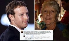 'Be the nerd in school': Mark Zuckerberg's brilliant response to woman who is encouraging her granddaughters to date geeks as he says the girls should aim to be tech gurus themselves