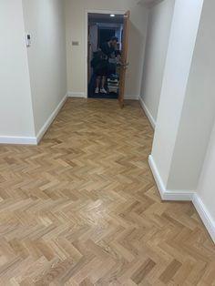 Trade Flooring Prime Wood Block installation
