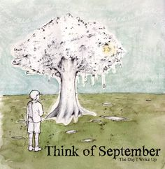Think of September CD Cover by ryugurl0083
