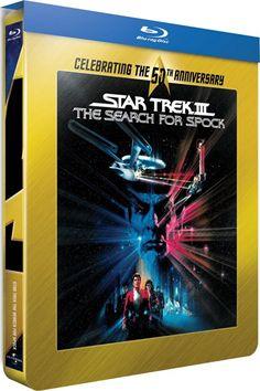Star Trek III : À la recherche de Spock [50ème anniversaire Star Trek - Édition…