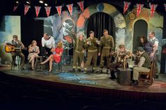 Matthew Goertz took the next series of photos of the War Show. They are so wonderful and really express the deep feelings that this musical play engendered. Design Consultant, Theatre, Musicals, This Is Us, Scene, Deep, War, Feelings, Artist