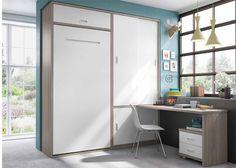 Dormitorio Infantil con cama abatible vertical
