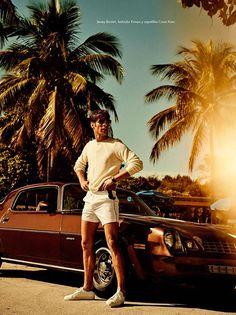 "mensfashionworld: ""Jon Kortajarena for GQ Spain by Giampaolo Sgura """