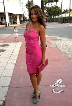 Google Image Result for http://realitytvfashion.com/wp-content/uploads/2012/06/Evelyn-Lozada-Strapless-Pink-Finale-Dress.jpg