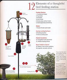 Diy Bird Feeder, Bird House Feeder, Humming Bird Feeders, Backyard Birds, Garden Birds, Garden Totems, Garden Whimsy, Garden Junk, Fruit Garden