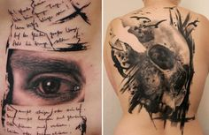 Florian Karg! One of THE greatest tattoo artists of all time and my absolute favorite.